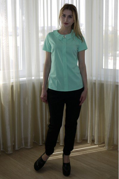Блуза Планочка